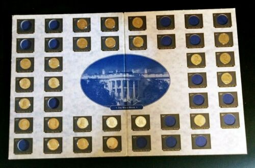United States Presidential $5 Dollar Series Collection Republic Of Liberia