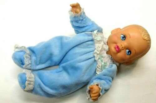 """Vintage 13"""" RARE 1993 Lauer Water Babies in Cute 1pc Outfit*"""