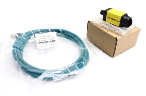 **new** Cognex In-sight Is8401 W/ Cable Patmax Is8401m-363-50 8401m 8401