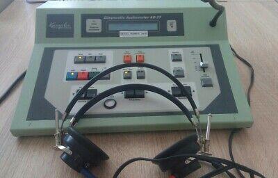 Kamplex Interacoustics Ad27 Audiometer 220 V