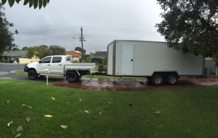 Excellent Compact Off Road 14ft Camper Trailer For Sale Perth WA