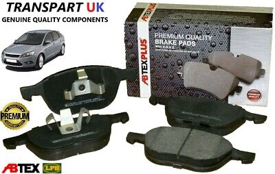 FORD FOCUS MK2 FRONT BRAKE DISC PADS SET PETROL DIESEL 04 TO 11 PREMIUM QUALITY