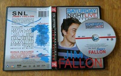 Saturday Night Live Best of Jimmy Fallon DVD - SNL -