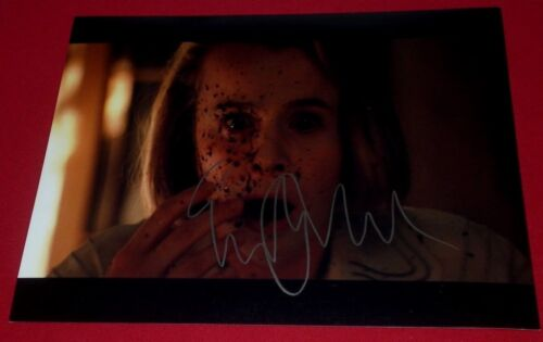 EMILY WATSON SIGNED RARE BLOODY RED DRAGON STILL PHOTO AUTOGRAPH COA HANNIBAL