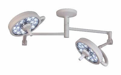 New Bovie Medillum Mi 750 Led Surgical Lighting System Dual Ceiling Xldp-dc