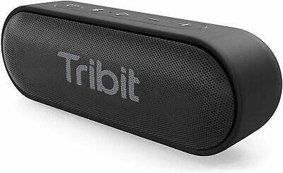 Bluetooth Speakers, Tribit XSound Go 12W Portable Speaker Loud Stereo Sound Bass