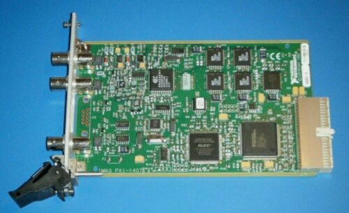 NI PXI-1407 IMAQ Video/Image Acquisition Module, National Instruments *Tested*