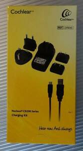 4-in-1 International Micro USB Travel Charger - Cochlear Nucleus Phillip Woden Valley Preview