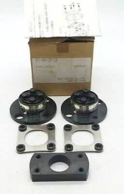 Miki Pulley Sfs-06w-12m-12m Coupling Assembly