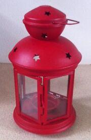 5 lanterns (lamps)
