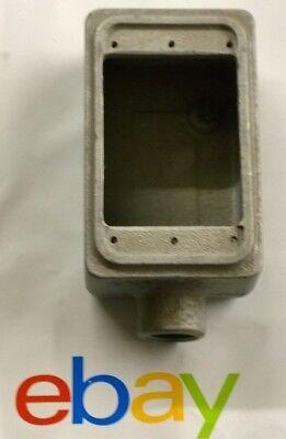 Appleton Electric Products Fse 12 Unilet Conduit Box 18 Cu. In. - Brand New