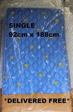 SINGLE Mattress - BRAND NEW Innerspring Mattress - FREE DELIVERY New Farm Brisbane North East Preview