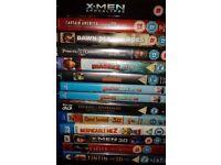 Various 3D Films for Sale