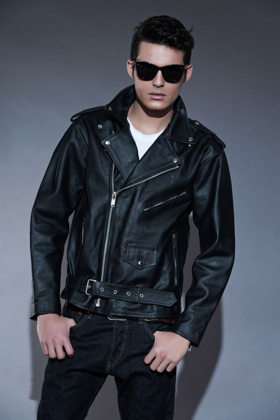 Your Guide to Buying a Vintage Black Leather Jacket | eBay