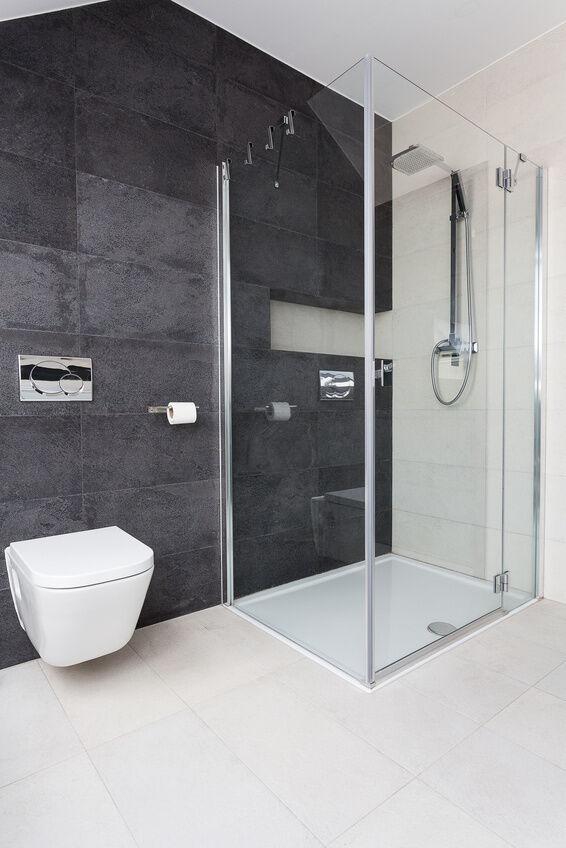 Neue Dusche Planen  Bodengleiche Duschen Einbauen Der