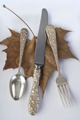 Your Guide To Buying Vintage Solid Silver Cutlery Ebay