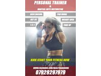 Female Mobile Personal Trainer