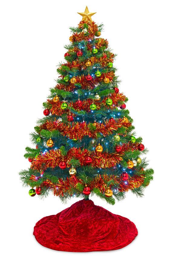 Tips for Choosing a Christmas Tree Skirt Size | eBay