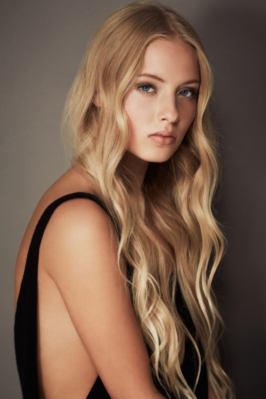 Keep your clip-in hair extensions soft and silky with our maintenance guide!