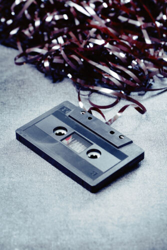 How to Recycle Audio Cassette Tapes