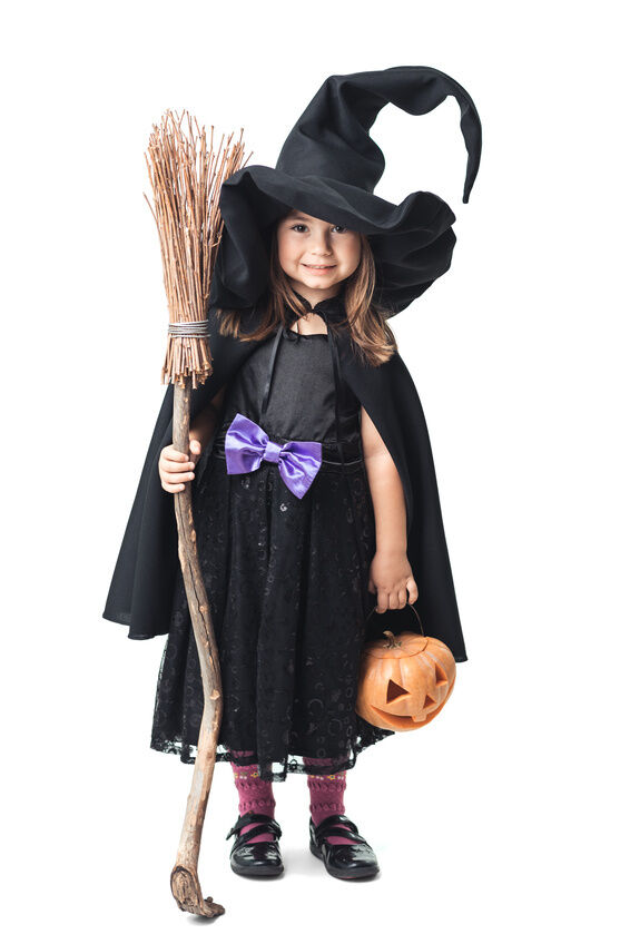 5 diy witch costume ideas