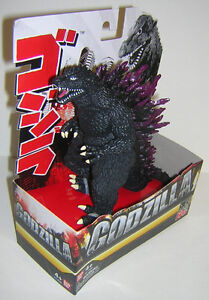 GODZILLA BANDAI USA 2000 VERSION 6