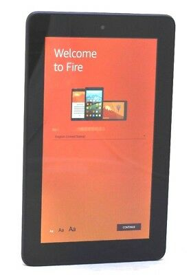 Amazon Kindle Fire 5Th Generation  8Gb  Wifi  7In   Black   T3 1D