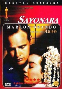 Sayonara (1957) New Sealed DVD Marlon Brando