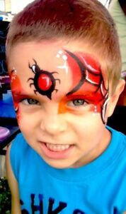 !QUALITY FACE PAINTING  GLITTER TATTOOS HENNA NAIL ART MORE ! Kitchener / Waterloo Kitchener Area image 4
