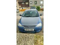 Sell or swap vauxhall corsa