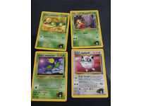Pokemon Cards - Gym Hero Set