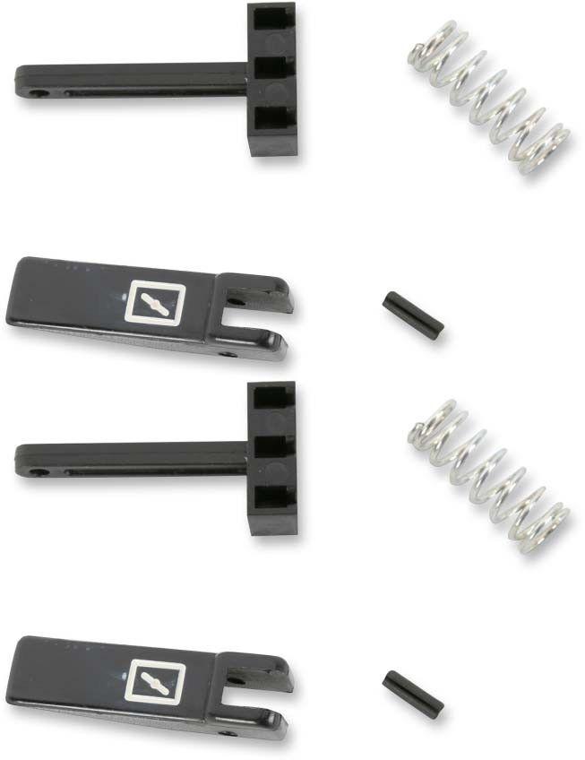 2x Choke Cable Lever Repair Kit Mikuni Triple Carb Universal