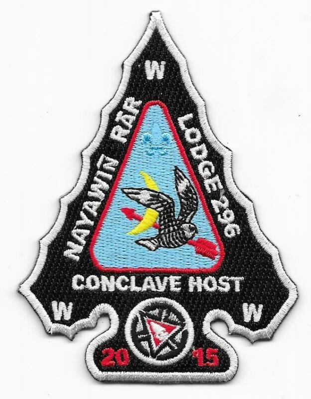 A3 Nayawin Rar Lodge 296 Tuscarora Council North Carolina Boy Scout BSA