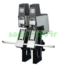 Auto-Electric stapler / Binding Machine (double heads)