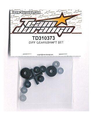 - RC Team Durango TD310373 Diff Gear/ Shaft Set DETC410 DETC410v2 1/10 Touring Car