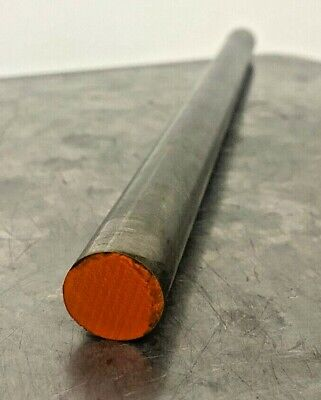 52100 Steel Round Bar Stock 1316diameter X 12 Length