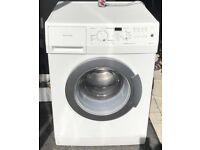 New model SIEMENS 8kg washing machine 1600 spin £120 good condition