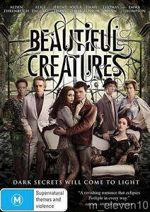 BEAUTIFUL CREATURES = NEW R4 DVD