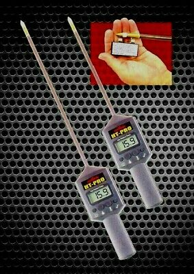 Ht-pro 07120 Hay Moisture Tester 20 Probe Wcalibration Clip Agratronix