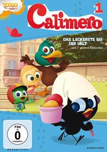 CALIMERO-1-LAS-MAS-DELICIOSAS-HIELO-DER-WELT-y-7-otros-Episodios-DVD-nuevo