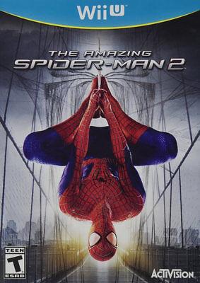 Amazing Spider-Man 2 Wii-U New Nintendo Wii U, Nintendo Wii U