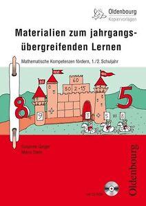 Mathematische Kompetenzen fördern, m. CD-ROM