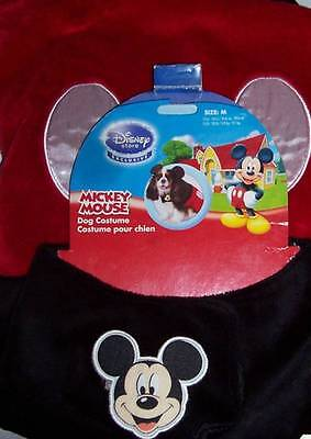 Dog Costume Store (DISNEY Store Exclusive Mickey Mouse dog costume with ear headband size)