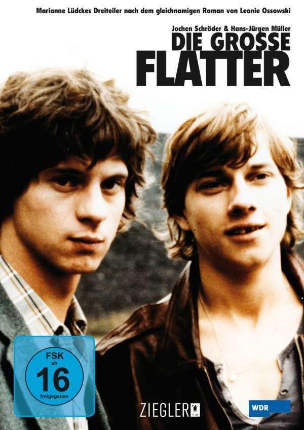 Die grosse Flatter - Richy Müller, Jochen Schröder - 2 DVD Set !! - NEU/OVP