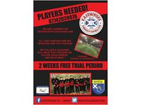 PLAYERS NEEDED! for 2006 team
