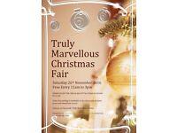 Truly Marvellous Christmas Fair