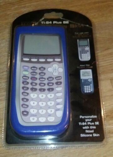 TI-84 Plus SE Silicone Skin - New in opened package