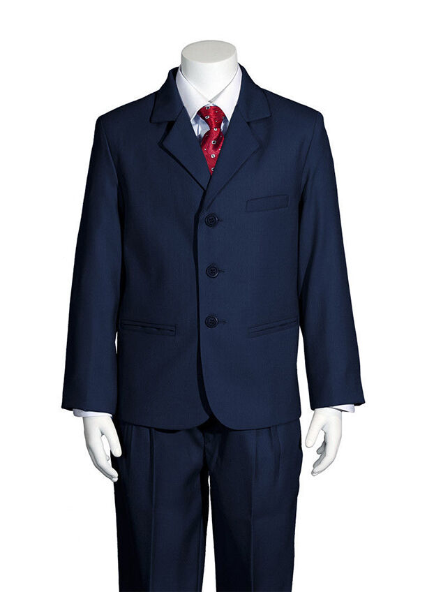 Wool Navy Suits