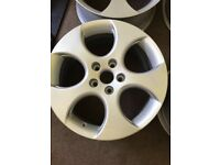 "VW Golf Genuine Monza Alloys 17"" 5x112 (also fits a wide range of Audi, Volkswagen, Seat, Skoda etc)"