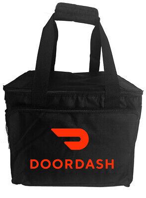 Doordash Rectangular Food Delivery Bag Food Carrier